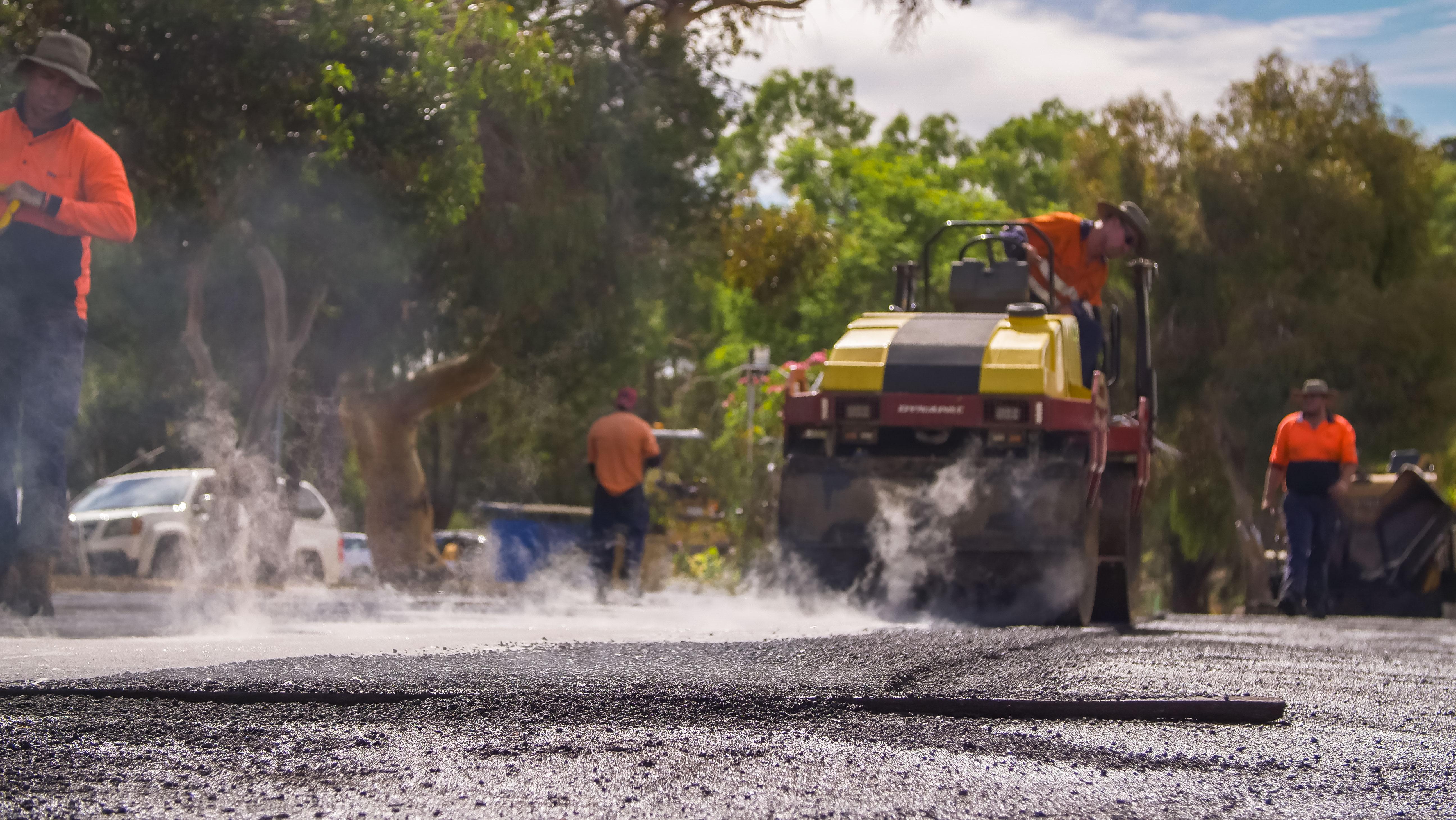 ABC rolling asphalt